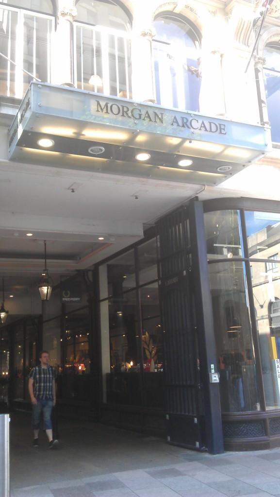 Morgan Arcade 1