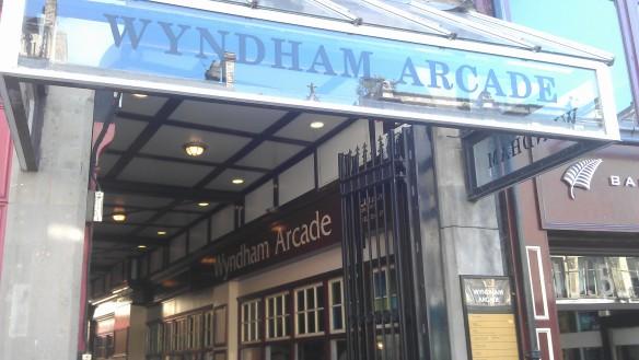 Wyndham Arcade 1