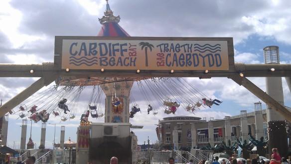 Cardiff Beach 1