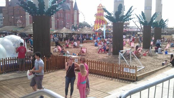 Cardiff Beach 8