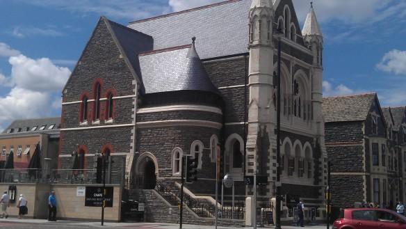 Chapel [1]