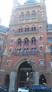 St Pancras Station 2