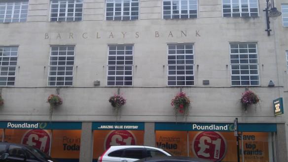Barclays Poundland