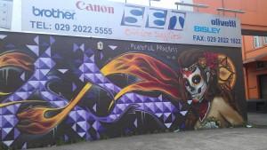 Wall mural [3]