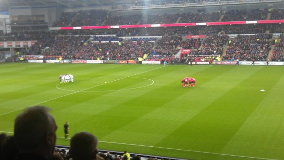 Cardiff City v Swansea City [2]