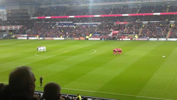Cardiff City v Swansea City [2]