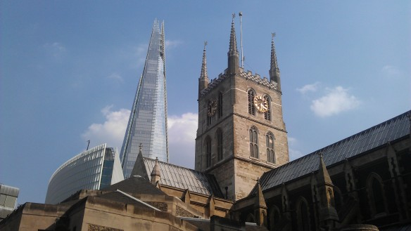 Old & New in Southwark