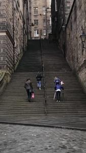 Cockburn Street steps [3]