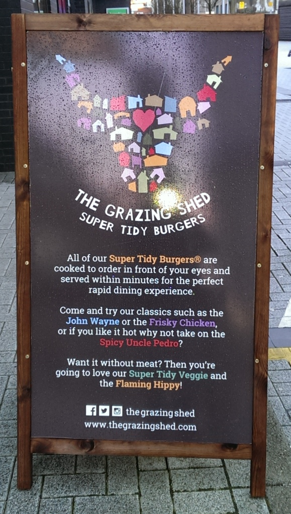 The Grazing Shed [4]