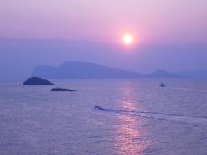 Hydra sunset 2