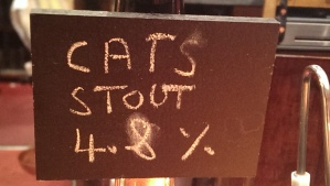 8. Beer for fat cats