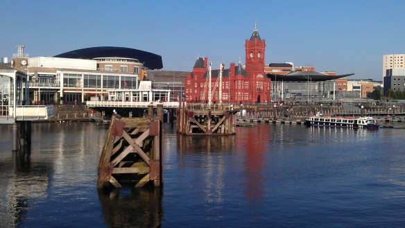 Cardiff Bay sweep 5