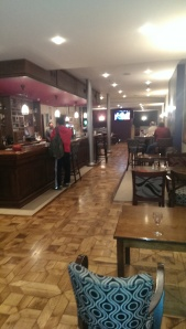 Clarion bar