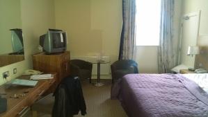 Clarion bedroom