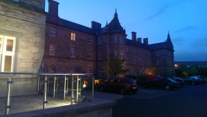 Clarion externall view
