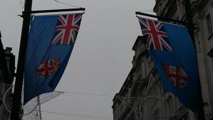 Fiji flags