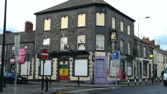 The Tredegar, Tin Street