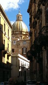 Chiesa Del Gesu [church dome]