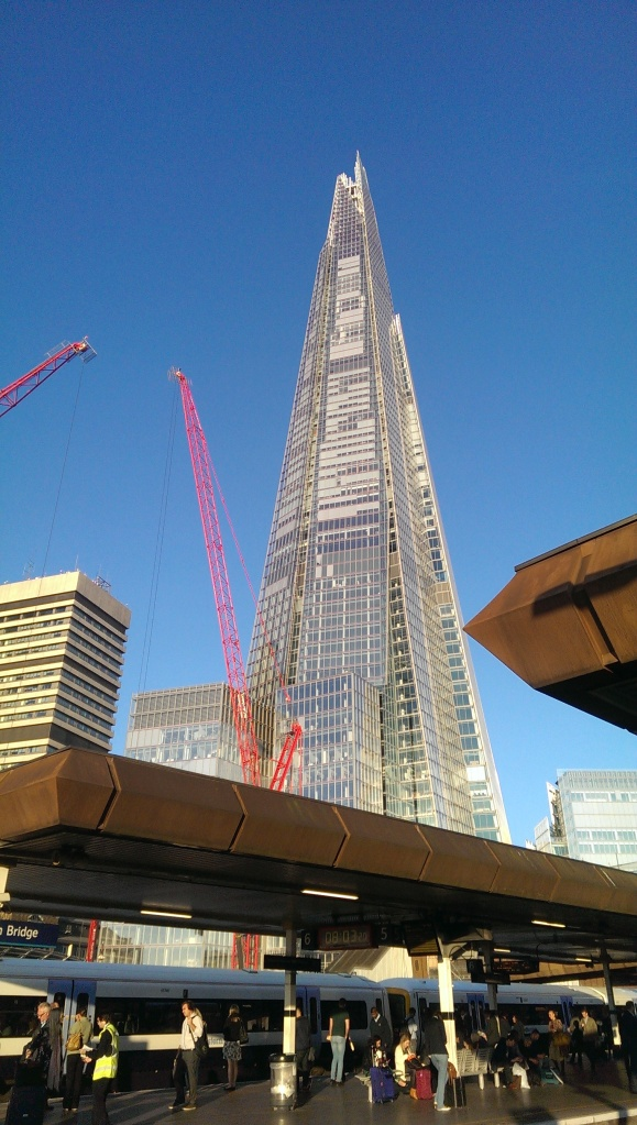 The Shard October 2014