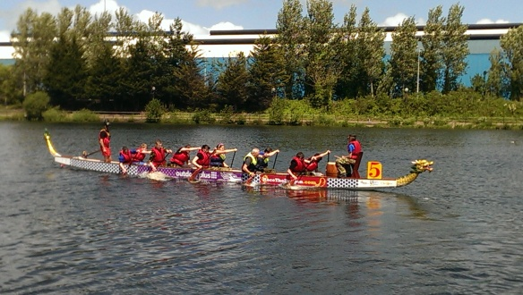 Dragon boats [5]