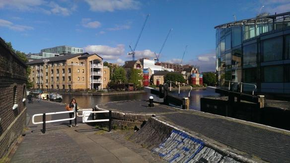 Regents canal [2]