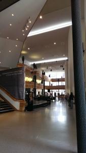 Inside Millenium Centre [3]