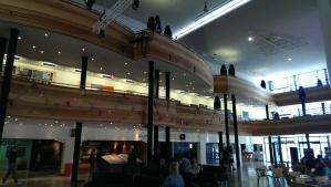 Inside Millenium Centre [4]