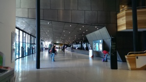 Inside Millenium Centre [5]