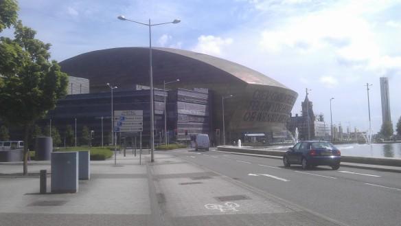 Millenium Centre 2