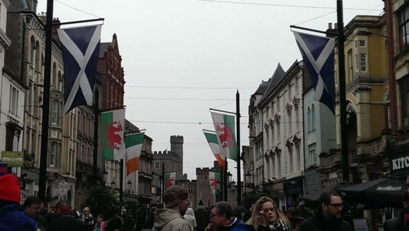 Wales v Scotland [1]