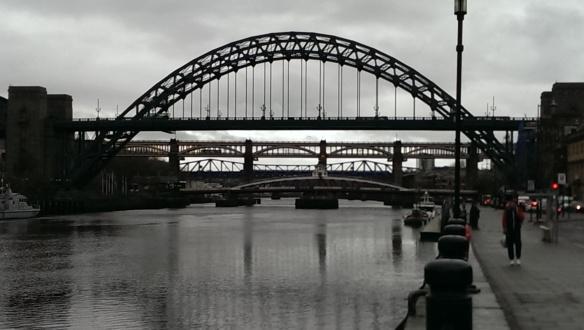 Bridges on Tyne [3]