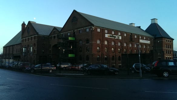 The Maltings, Splott