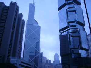 Bank of China & Lippo Tower 1