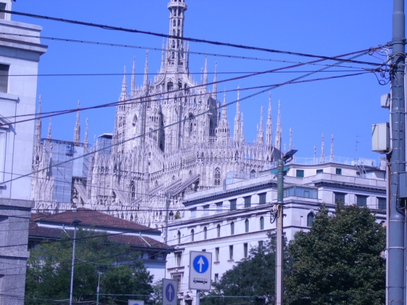 Duomo from bus tour