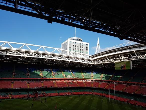 Inside Millenium Stadium [1]