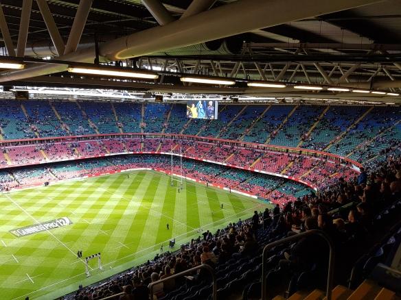 Inside Millenium Stadium [3]