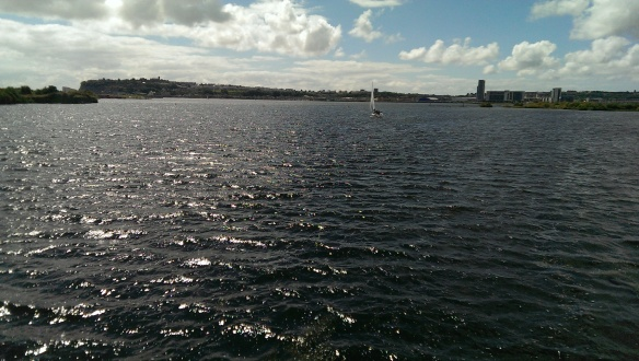 Cardiff Bay view