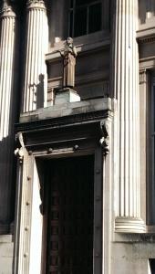 Old Bank entrance