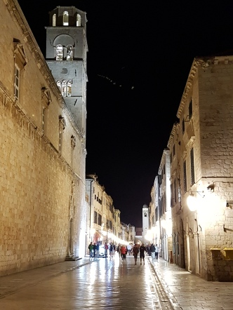 Stradun at night [1]