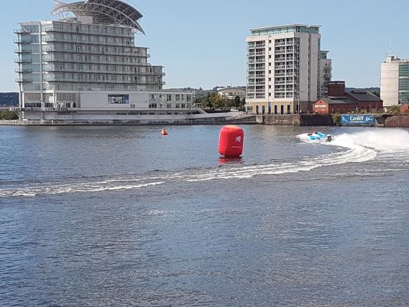 Racing boat [10]