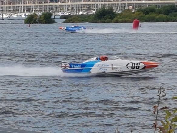 Racing boat [3]