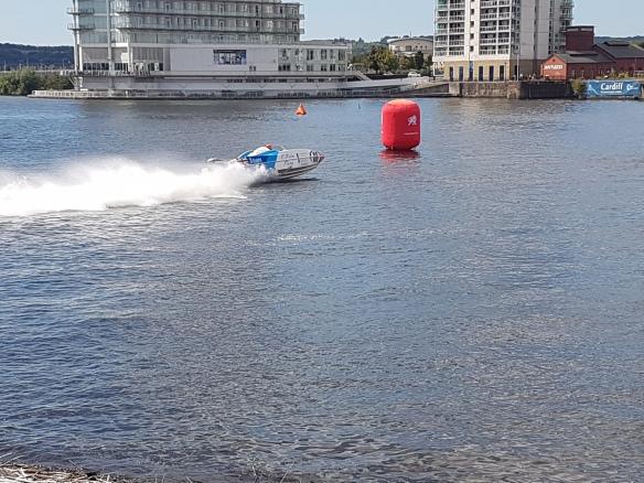 Racing boat [9]