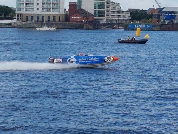 Racing boat[2]