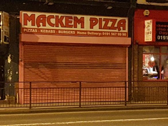 Machem Pizza