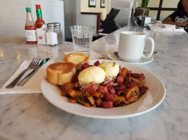 Stanley on Jackson Square Corned Beef Hash [2]