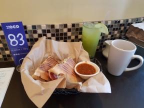 Xoco Cubana sandwich