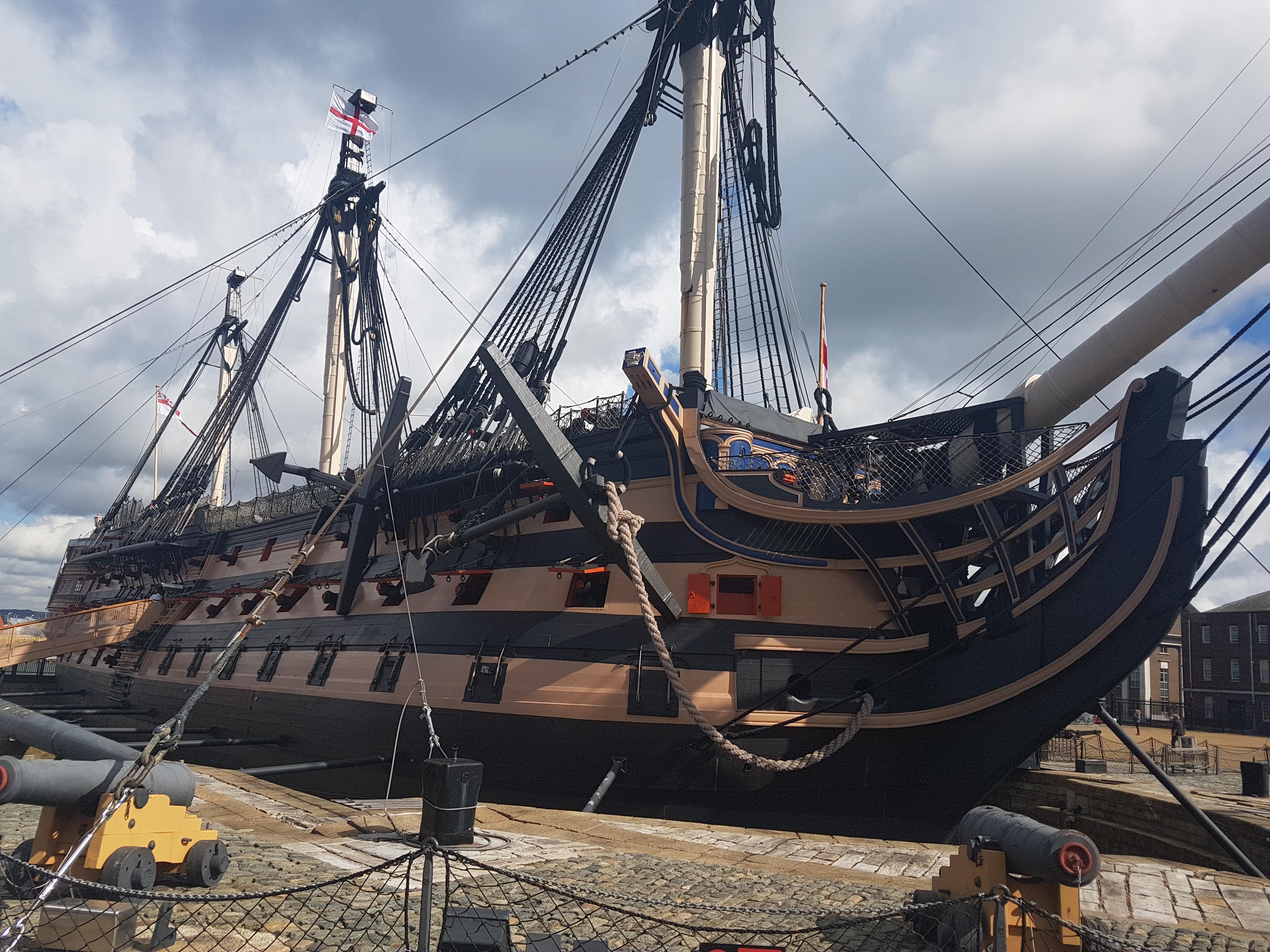 HMS Victory [10]