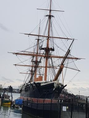 HMS Warrior [1]