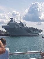 QE Aircraft Carrier [1]