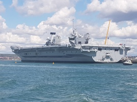 QE Aircraft Carrier [2]